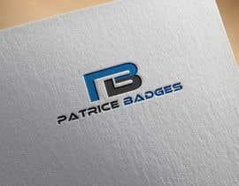 nº 142 pour Design a Logo for Patrice Badges par probirbiswas815