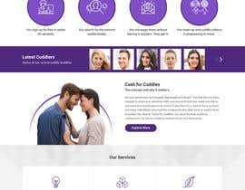 #35 untuk Design a Website Mock-up oleh pixelwebplanet