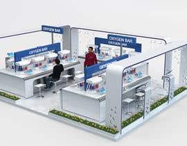 nº 57 pour Create an oxygen bar kiosk. par prakash1986omi