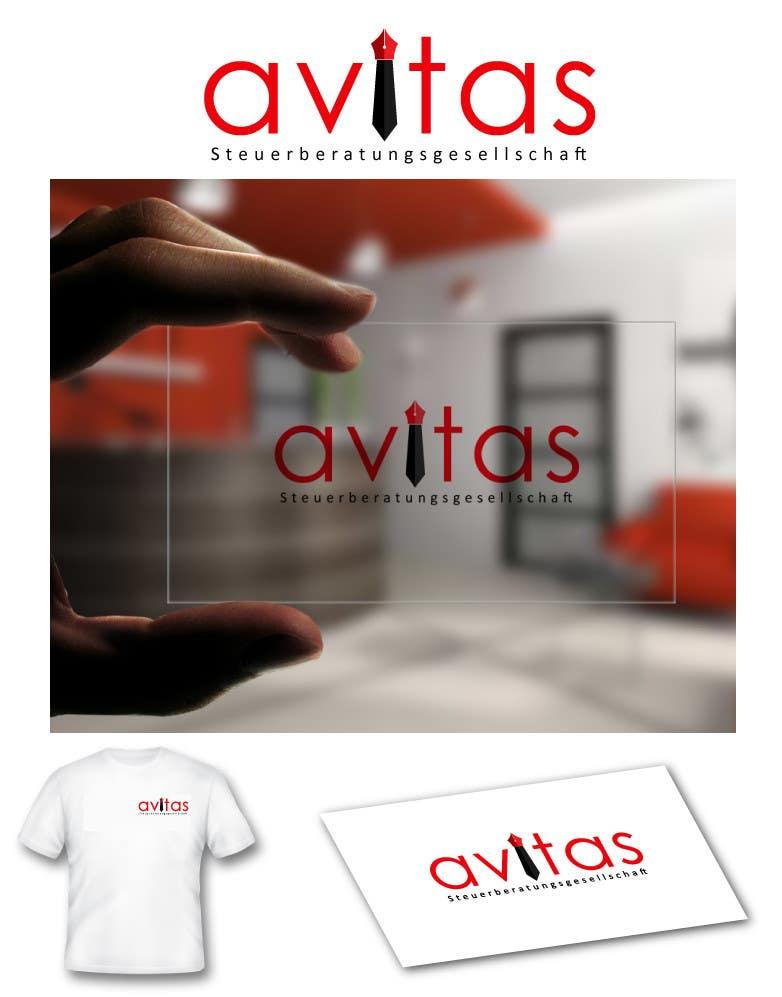 Proposition n°                                        98                                      du concours                                         Logo Design for avitas Steuerberatungsgesellschaft