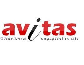 #135 para Logo Design for avitas Steuerberatungsgesellschaft por mossabinfo