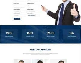 nº 17 pour Design a Website Mockup for an insurance company par Sumon3322