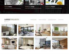 nº 19 pour Website for an Architecture, Engineering and Construction Company par IntelligentAppSl