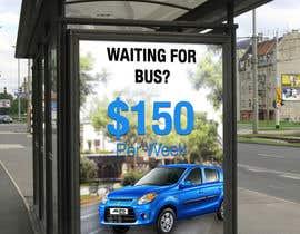 """nº 20 pour Design 2 banners """"Don't get a lost!"""" and """"Suzuki Alto $150 per week"""" par AleksVM"""
