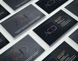nº 168 pour Business Card Design par papri802030