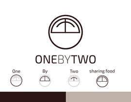 nº 18 pour Design a Logo for 1by2 Cafe par threebee
