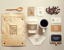 nº 141 pour Design a Logo for 1by2 Cafe par threebee