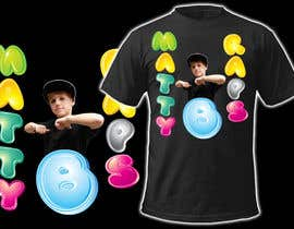 #84 para Cool T-shirt Design for MattyBRaps por venug381