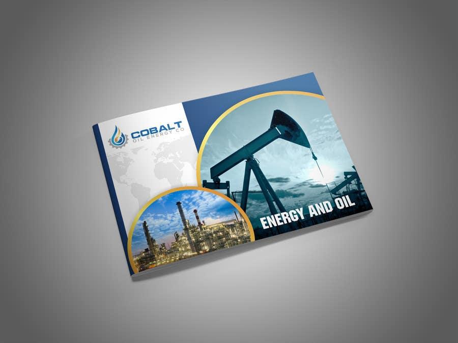 Proposition n°51 du concours Cobalt Oil Energy poster cover