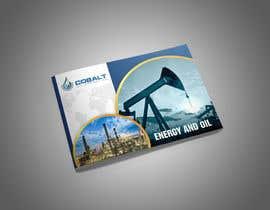 nº 51 pour Cobalt Oil Energy poster cover par KalimRai