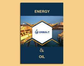 nº 46 pour Cobalt Oil Energy poster cover par OHBLACKLENS