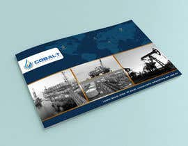 nº 39 pour Cobalt Oil Energy poster cover par satishandsurabhi