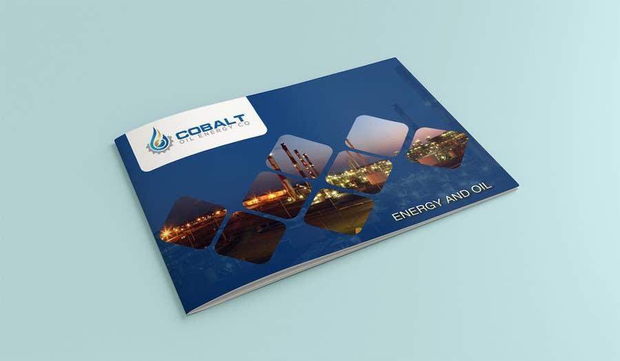Proposition n°14 du concours Cobalt Oil Energy poster cover
