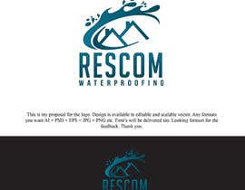 nº 141 pour I need some logo design for waterproofing business par bpsodorov