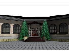 nº 38 pour Render a house entrance par Arsourabh25