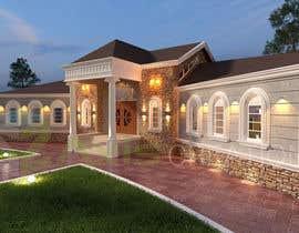 nº 37 pour Render a house entrance par chintanmraval