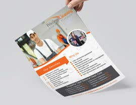 nº 52 pour Design an a5 flyer for a cleaning business par RekhaNaher