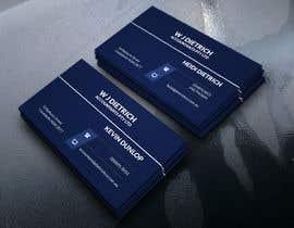 nº 62 pour Business Card par osmansahed1