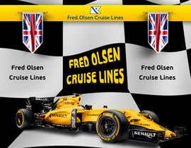 nº 89 pour Design a Banner for Formula 1 competition par MhmdAbdoh