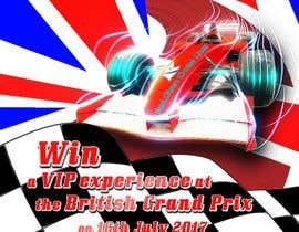 nº 93 pour Design a Banner for Formula 1 competition par terex007