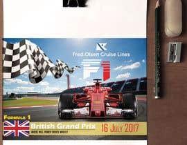 nº 85 pour Design a Banner for Formula 1 competition par mysteriousbd