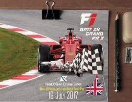 nº 86 pour Design a Banner for Formula 1 competition par mysteriousbd