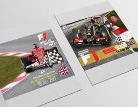 nº 87 pour Design a Banner for Formula 1 competition par mysteriousbd
