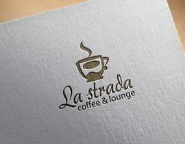 "nº 112 pour Design a Logo for my coffe house/bar/lounge named ""La strada coffee & lounge"" par Hawlader007"