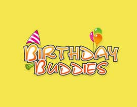 nº 6 pour Design a Logo for Birthday Buddies - character hire and children's entertainment company par Yohanna2016
