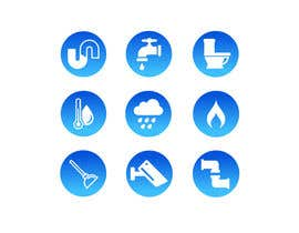 nº 18 pour Small illustrations for a plumbing company par Beena111