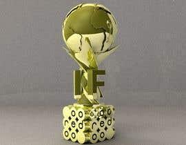 nº 43 pour Design a 3D Trophy, Mockups entries aren't acceptable par jennyfonsecah