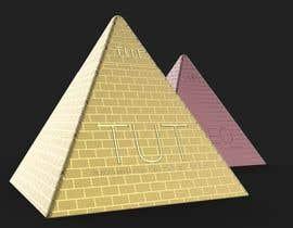 nº 20 pour Design a Pyramid themed cologne bottle par Hridoycufl