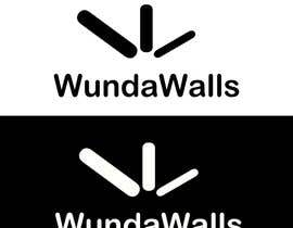 #80 for Logo Design for WundaWalls by Frontiere