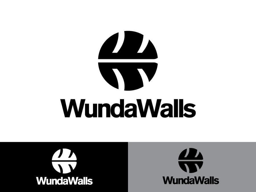 Logo Design Contest Entry #198 for Logo Design for WundaWalls
