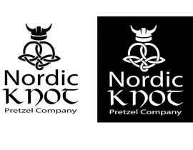 nº 99 pour Design a Logo for NORDIC KNOT PRETZEL COMPANY par NatachaHoskins