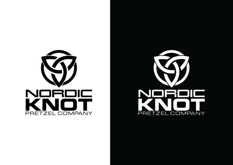 Entry 116 By Shylock022 For Design A Logo For Nordic Knot Pretzel