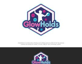 nº 47 pour Logo for interactive kids climbing wall (GlowHolds) par YKNB