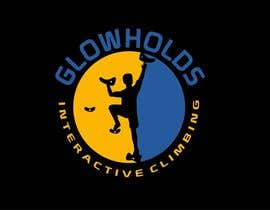 nº 31 pour Logo for interactive kids climbing wall (GlowHolds) par Tidar1987
