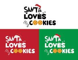 nº 6 pour Santa Cookies par SaladSauce