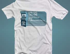 nº 77 pour DESIGN A COMPANY T-SHIRT {80's Style} par IlyaIlyin