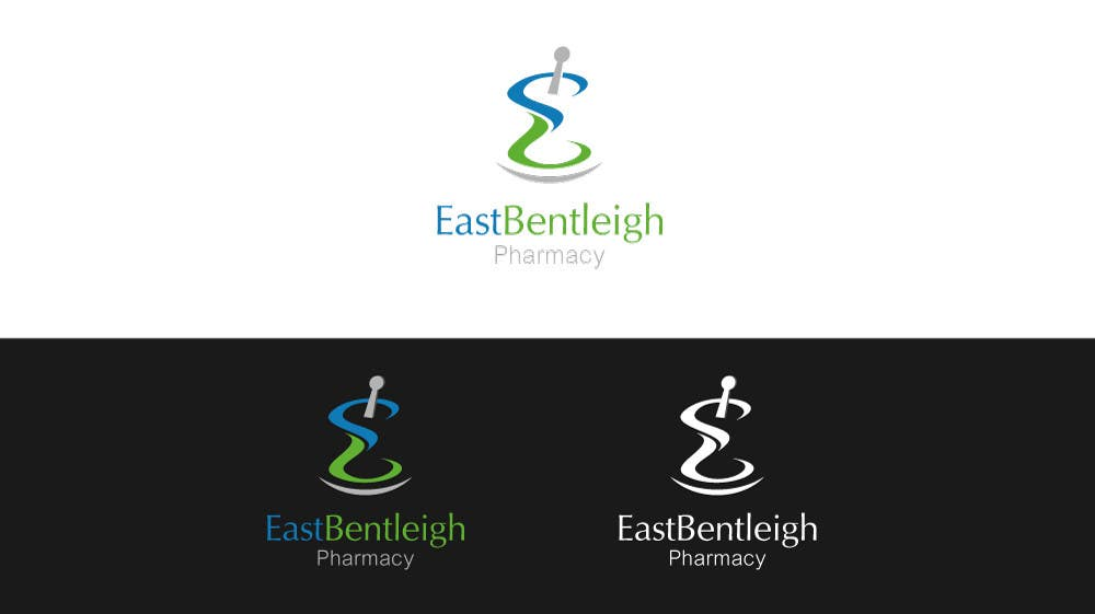 #100 for Logo Design for East Bentleigh Pharmacy by designer12