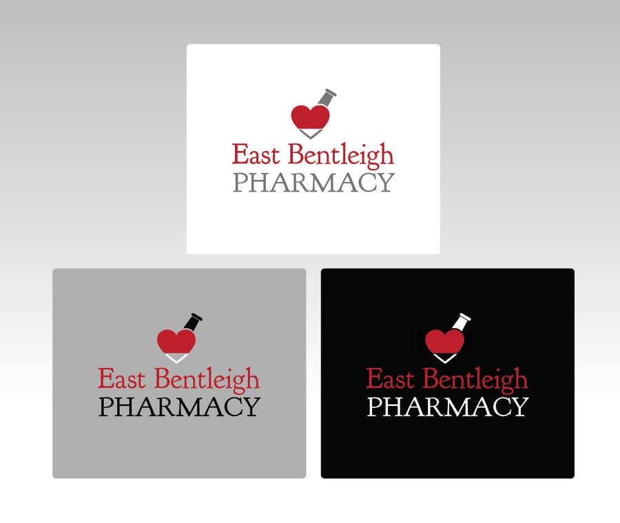 #91 for Logo Design for East Bentleigh Pharmacy by HaleyElkins