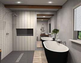 nº 37 pour Design my bathroom layout par formsouthafrica