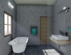 nº 26 pour Design my bathroom layout par solpatu0101