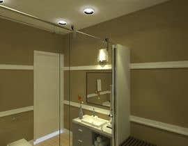 nº 31 pour Design my bathroom layout par prakasharch1040
