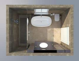 nº 21 pour Design my bathroom layout par vzivanovic88