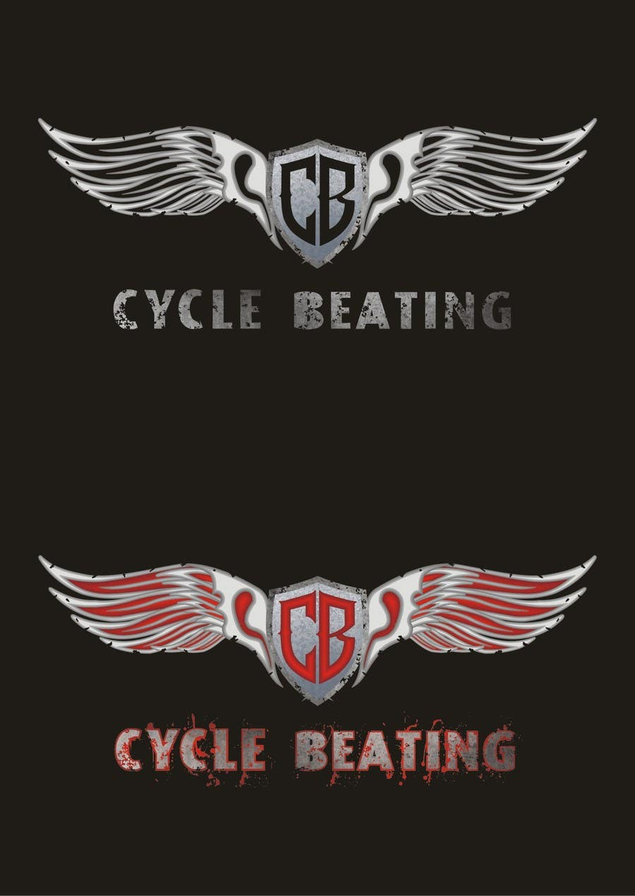 Penyertaan Peraduan #143 untuk Logo Design for heavy metal band CYCLE BEATING
