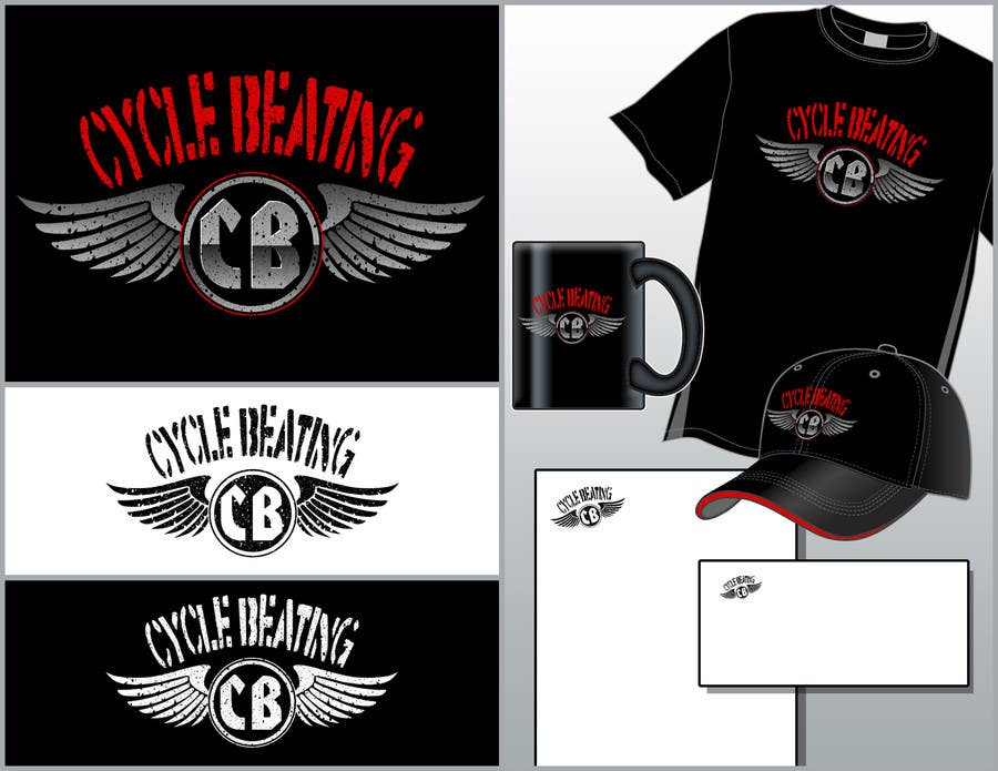 Logo Design Contest Entry #65 for Logo Design for heavy metal band CYCLE BEATING