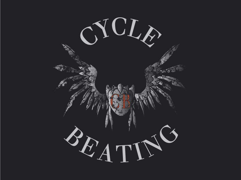 Penyertaan Peraduan #111 untuk Logo Design for heavy metal band CYCLE BEATING