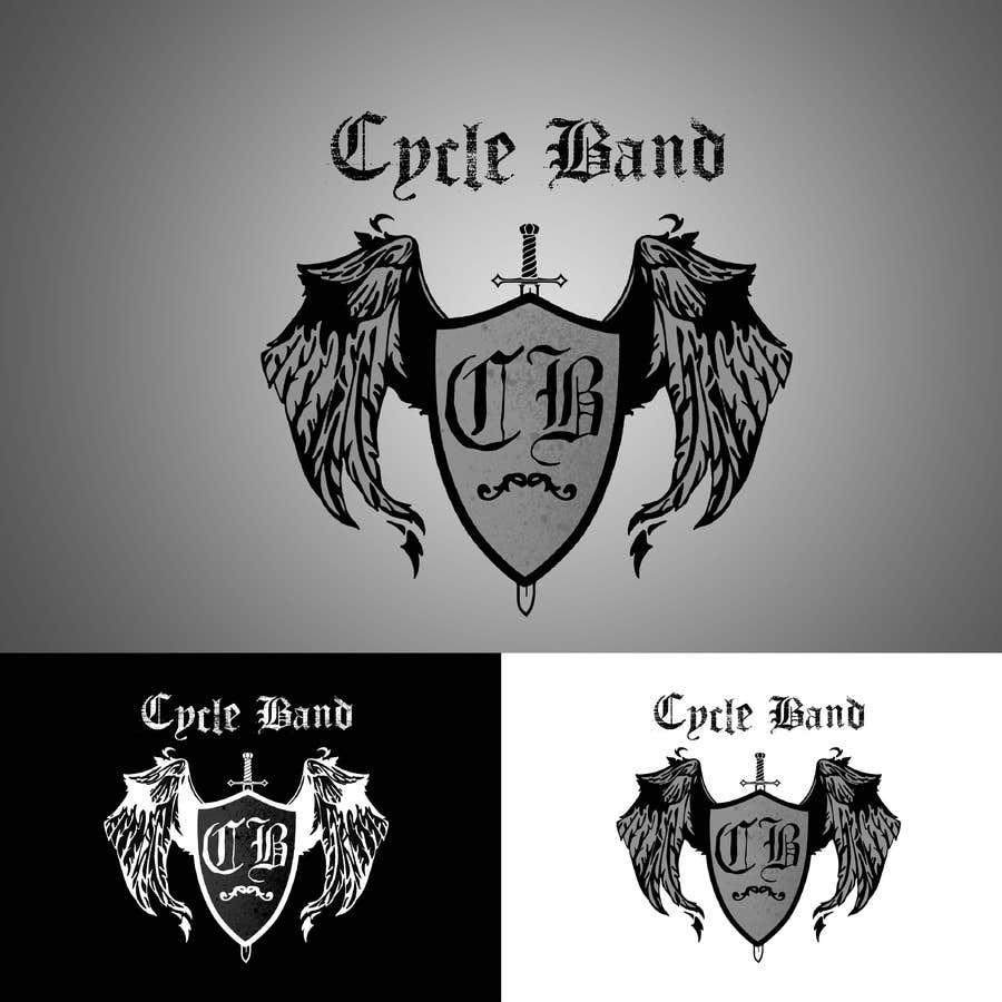 Конкурсная заявка №29 для Logo Design for heavy metal band CYCLE BEATING